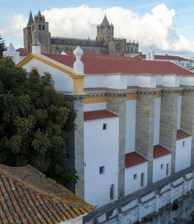 Igreja da Misericórdia de Évora, 1574-1593