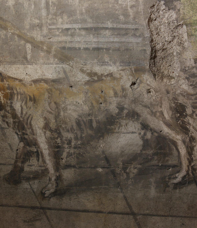 Detalhe - Pintura Mural